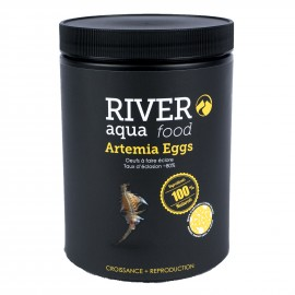 River Aqua Food Artemia Eggs 1000ml