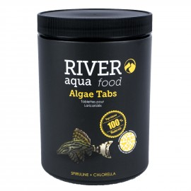 River Aqua Food Algae Tabs 1000ml