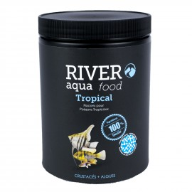 River Aqua Food Tropical 1000ml
