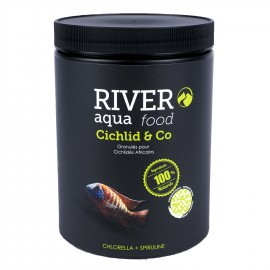 River Aqua Food Cichlid & Co 1000ml