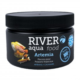 River Aqua Artemias Flakes 250ml