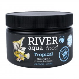 River Aqua Food Tropical 250ml