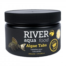 River Aqua Food Algae Tabs 250ml